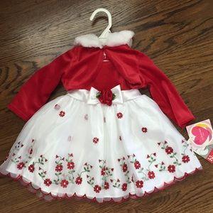 NWT Christmas Dress
